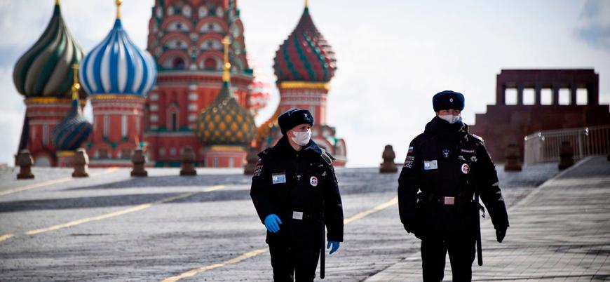Rusya'da yeni rekor: Vaka sayısı 100 bini aştı