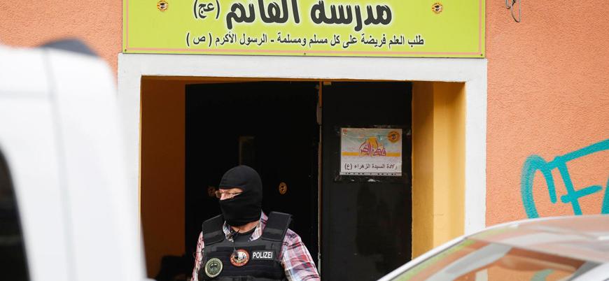 Almanya'da beş kentte 'Hizbullah' operasyonu