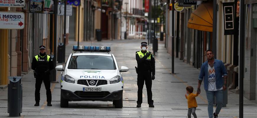 İspanya'da koronavirüsten ölenlerin sayısı 25 bine yaklaştı