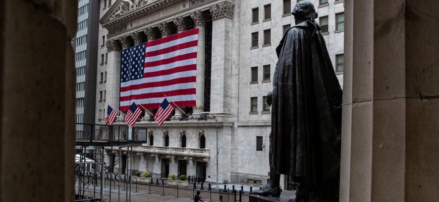 ABD ekonomisi resesyona girdi