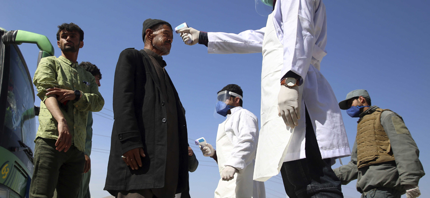 Koronavirüs: Afganistan'da sağlık krizi yaşanıyor