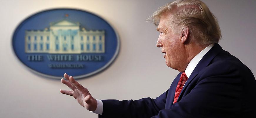 Trump: Koronavirüsün Çin'deki laboratuvardan çıktığına dair kanıt var