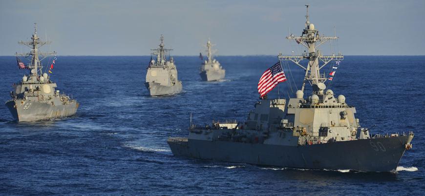 ABD Karadeniz'e savaş gemisi göndermeyecek