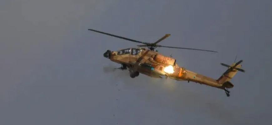 İsrail'den Suriye'nin güneyine füze saldırısı