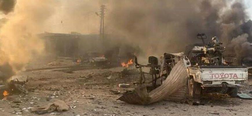 Orta Afrika'da silahlı gruplar çatıştı: 25 sivil öldü