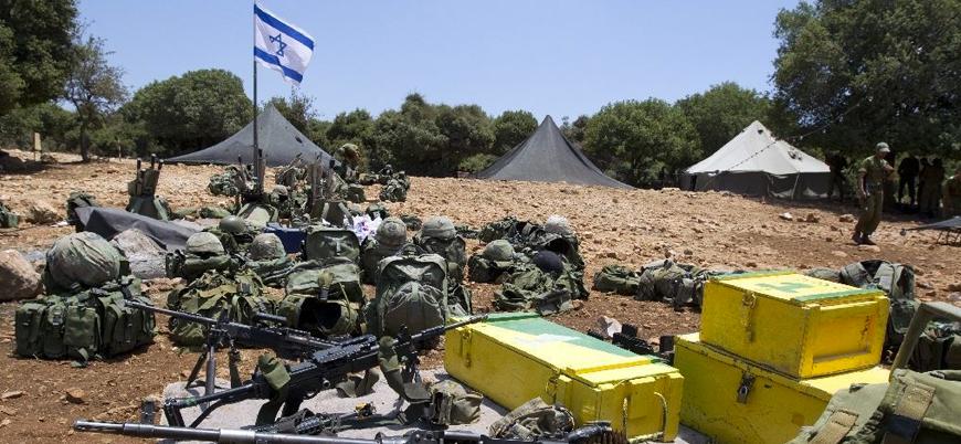 İsrail ordu üssüne sızan kişiler askeri teçhizatları çaldı