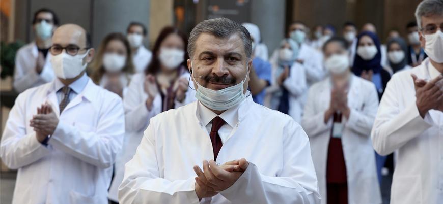Sağlık Bakanı Koca 1 Mayıs verilerini açıkladı: Yoğun bakım hasta sayısı azalıyor