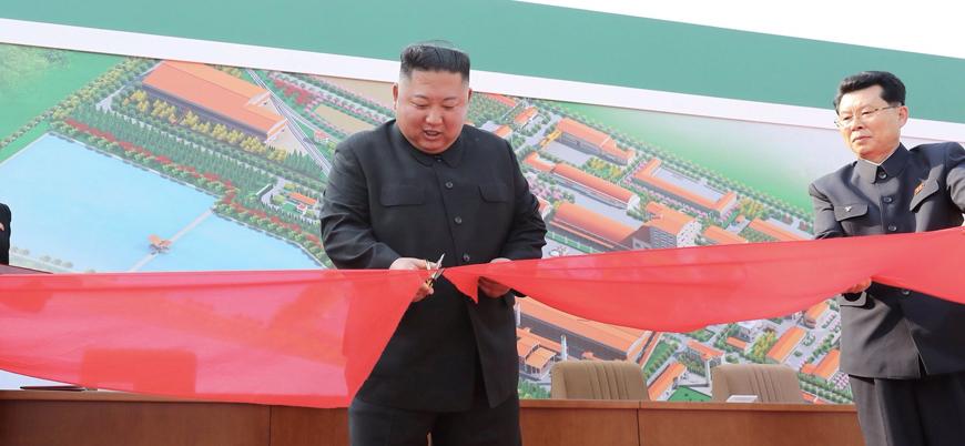 Öldüğü öne sürülen Kuzey Kore lideri Kim Jong-un ortaya çıktı