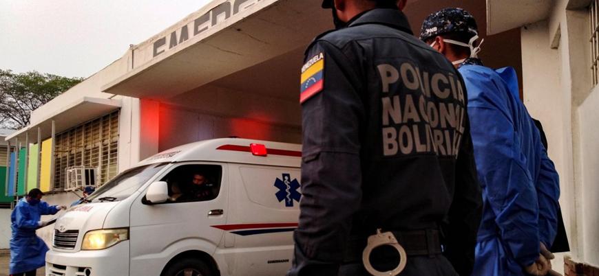 Venezuela'da cezaevinde isyan: 17 ölü 9 yaralı