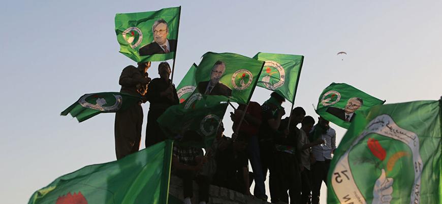Süleymaniye ve Halepçe Irak Kürt Bölgesel Yönetimi'nden özerklik talep etti