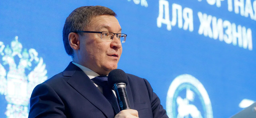 Rusya'da üst düzey bir isim daha koronavirüse yakalandı