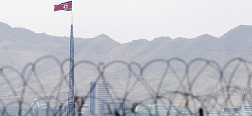 Kuzey Kore ile Güney Kore sınır hattında gerginlik