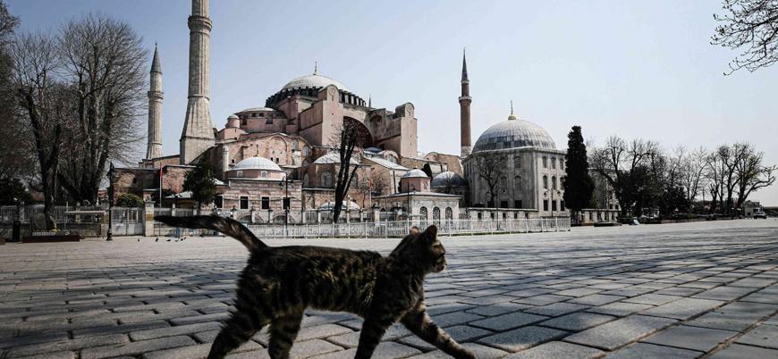 Google verileriyle Türkiye'de sokağa çıkma yasağı