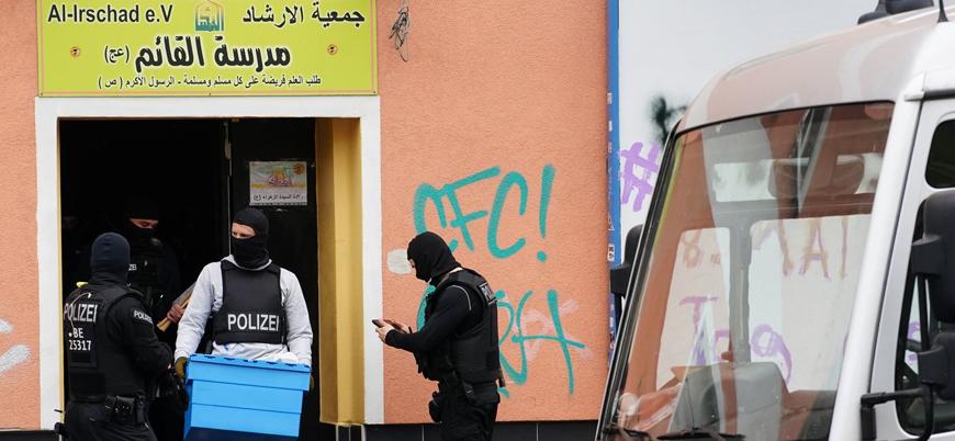 Almanya'nın 'Hizbullah' baskınlarına İran'dan tepki