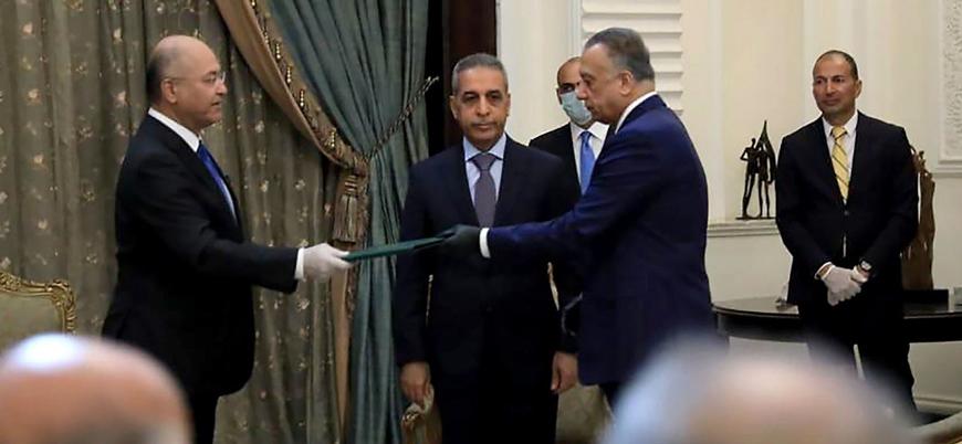 Irak'ta hükümet krizi sürüyor: İran destekli koalisyon Kazimi'yi suçladı