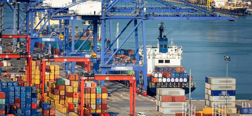 Koronavirüs nedeniyle ihracat ve ithalatta azalma