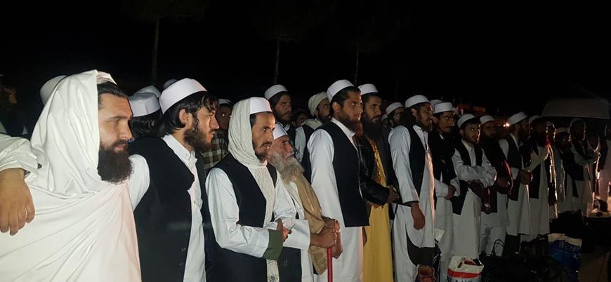 Kabil hükümeti 100 Taliban mahkumunu daha serbest bırakacak