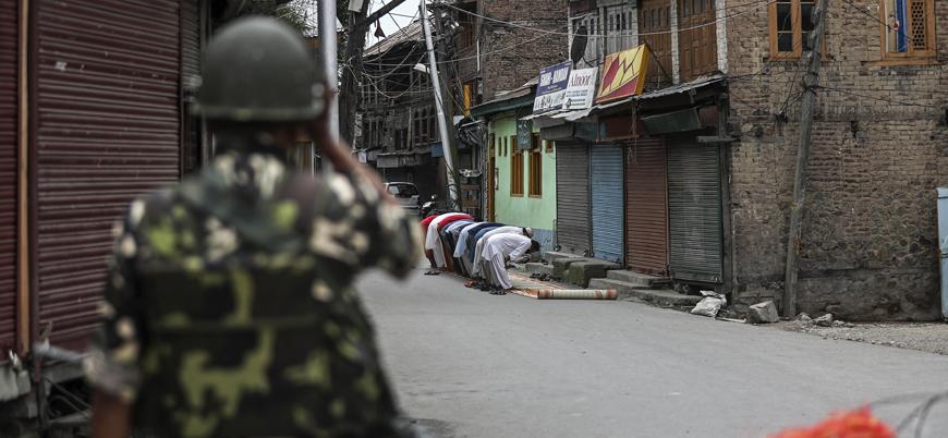 Keşmir'de Hint askerlerine saldırı: İkisi rütbeli 8 ölü