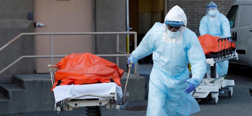 ABD'de koronavirüsten ölenlerin sayısı 90 bini geçti