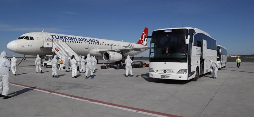 Yurt dışında koronavirüs nedeniyle 473 Türk vatandaşı hayatını kaybetti