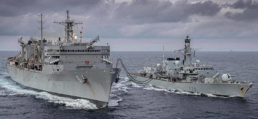 ABD savaş gemileri 30 yılın ardından ilk kez Rus karasuları yakınındaki Barents Denizi'nde
