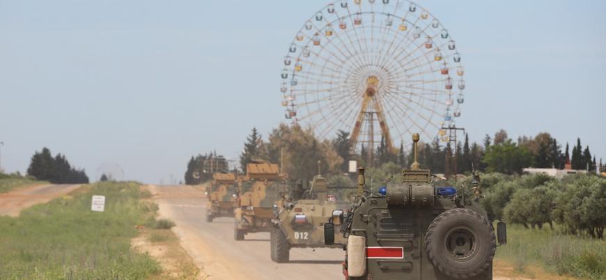 Türkiye ile Rusya'dan İdlib'de sekizinci ortak devriye