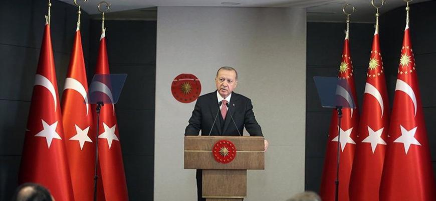 Erdoğan: Kurallara riayet edilmezse tedbirleri sıkılaştırabiliriz
