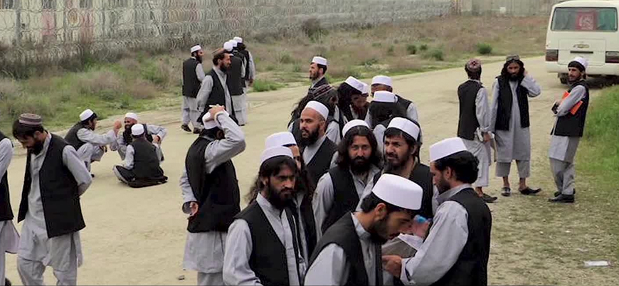 Afganistan'da Taliban ile Kabil yönetimi arasında esir takası devam ediyor