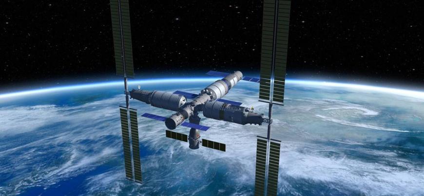 Çin uzay istasyonunu 2022'de tamamlayacak
