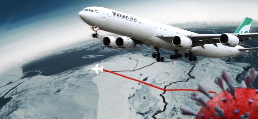 """""""Koronavirüsün Ortadoğu'da yayılmasında İranlı havayolu şirketi rol oynadı"""""""