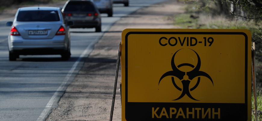 Rusya'da koronavirüs artışı sürüyor: 10 binden fazla vaka