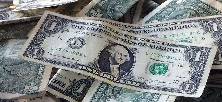 Dolar kuru tarihi zirve olan 7.24 lira seviyesine yaklaştı