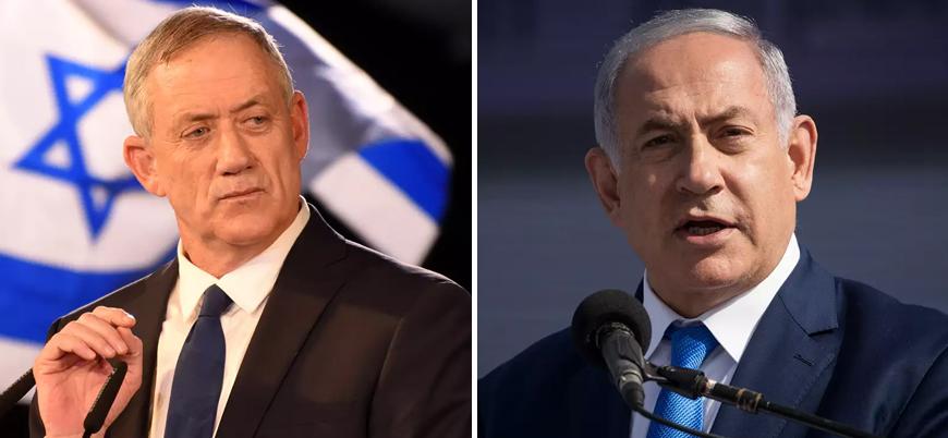 İsrail'de Netanyahu-Gantz koalisyonu göreve başlıyor