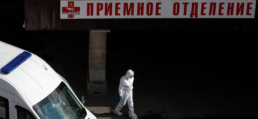 Rusya'da 11 binden fazla yeni koronavirüs vakası