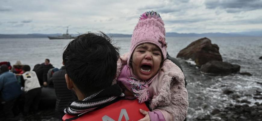 BM'den Yunan halkına 'mülteci' çağrısı