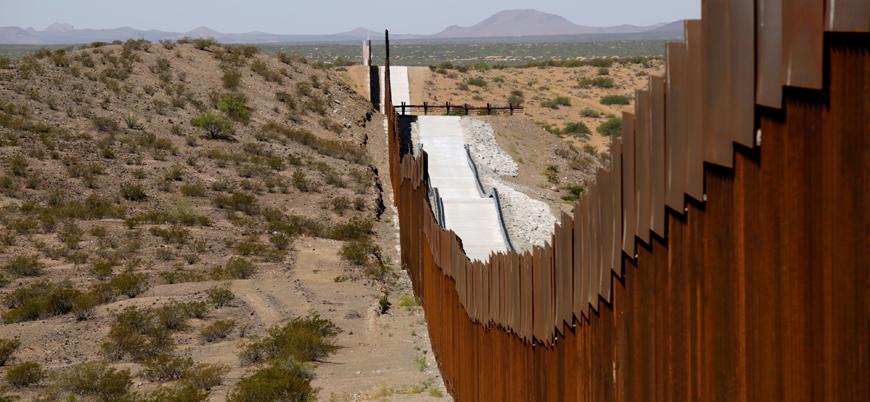 500 milyon dolara mal olacak: Trump 'Meksika Duvarı'nı siyaha boyamak istiyor