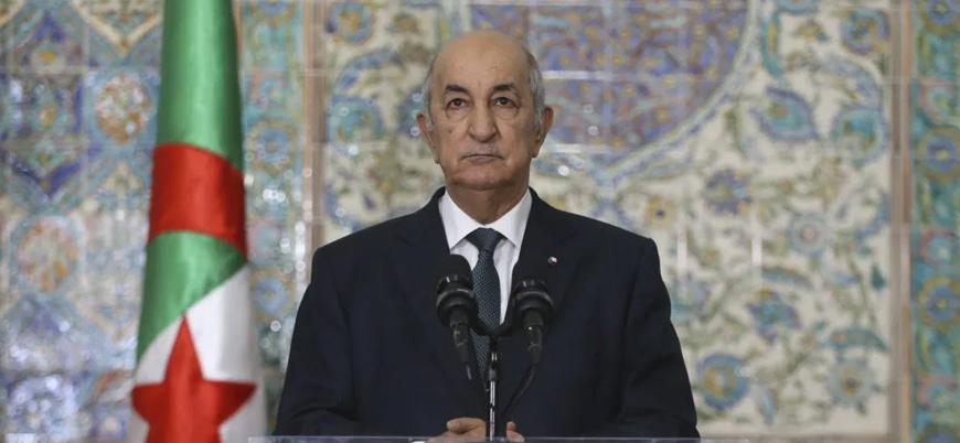 Cezayir Cumhurbaşkanı: Fransa Cezayir nüfusunun yarısını katletti