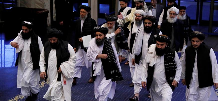 İran Dışişleri'nden Taliban'a görüşme teklifi