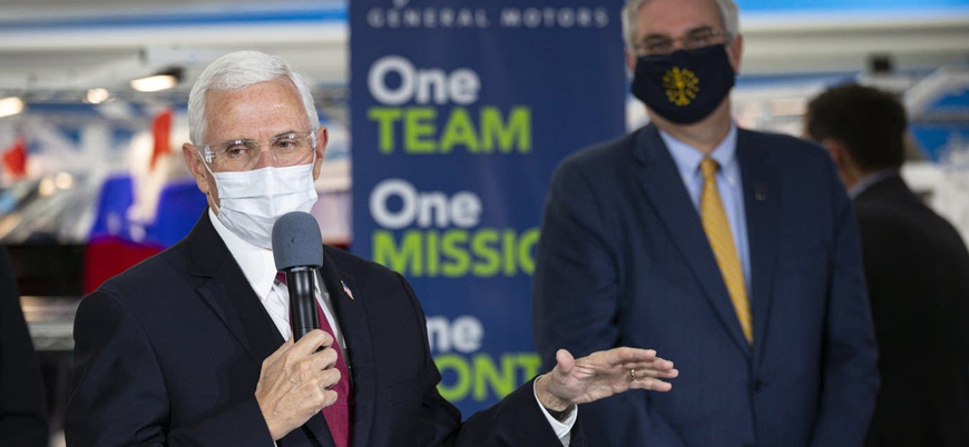 ABD Başkan Yardımcısı Pence'in sözcüsü koronavirüse yakalandı