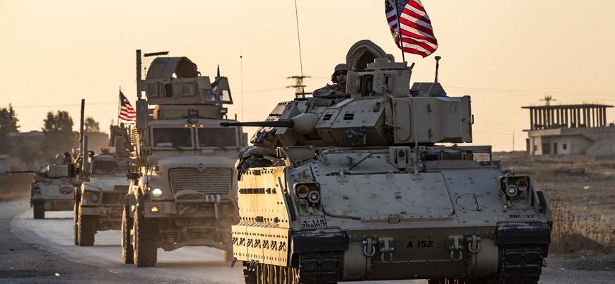 ABD'den Suriye'de petrol sahasının kontrolü için yeni askeri üs