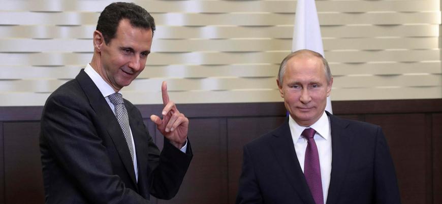 ABD'nin Suriye Özel Temsilcisi Jeffrey: Rusya Esed'den bıktı