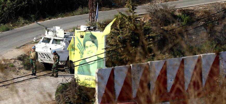 """""""Lübnan'daki BM Barış Gücü Hizbullah tarafından işlevsiz hale getirildi"""""""