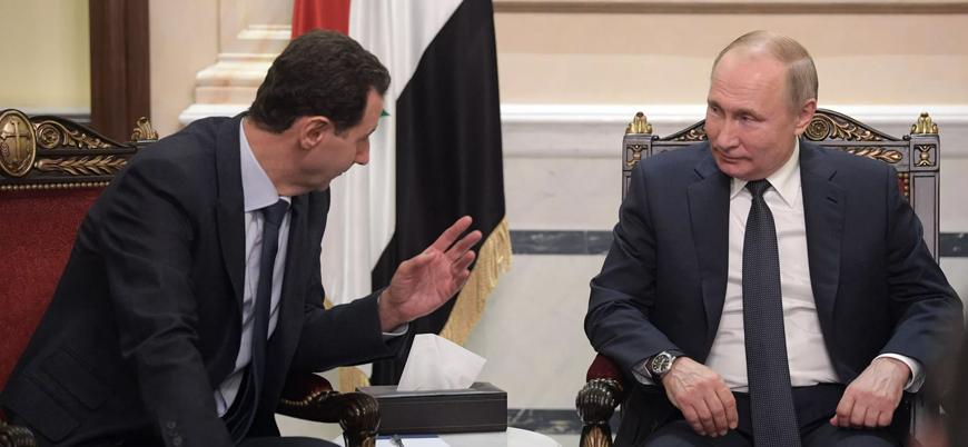 """Rusya ve Esed rejimi arasındaki gerilim artıyor: """"Putin tarihten silinir"""""""