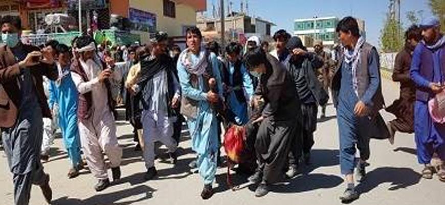 Afganistan'da ABD destekli güçler sivillere ateş açtı: 6 ölü 19 yaralı