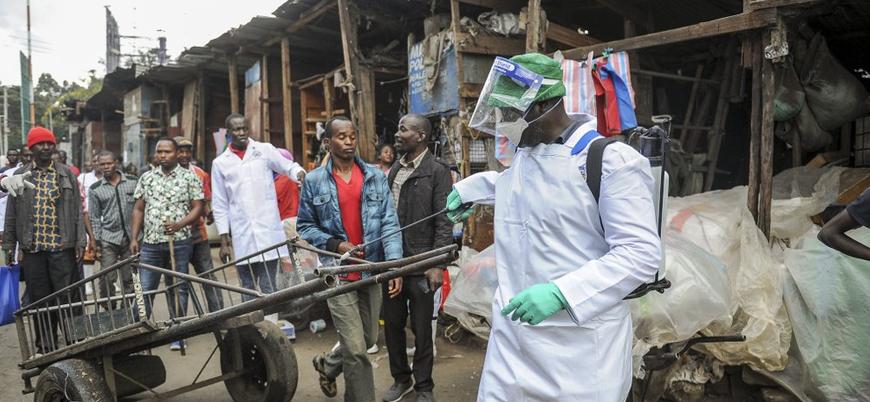 Afrika'da vaka sayısı 500 bine yaklaştı