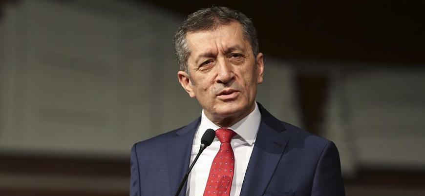 Milli Eğitim Bakanı Selçuk, okullar ile ilgili tarih verdi
