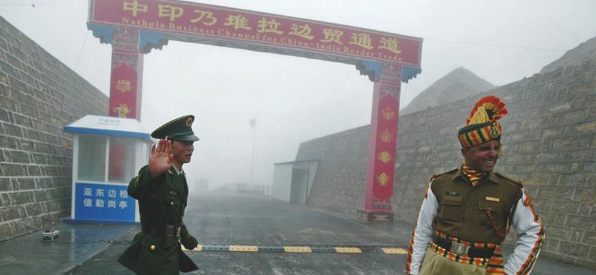 Hindistan ve Çin askerleri arasında arbede: 11 yaralı