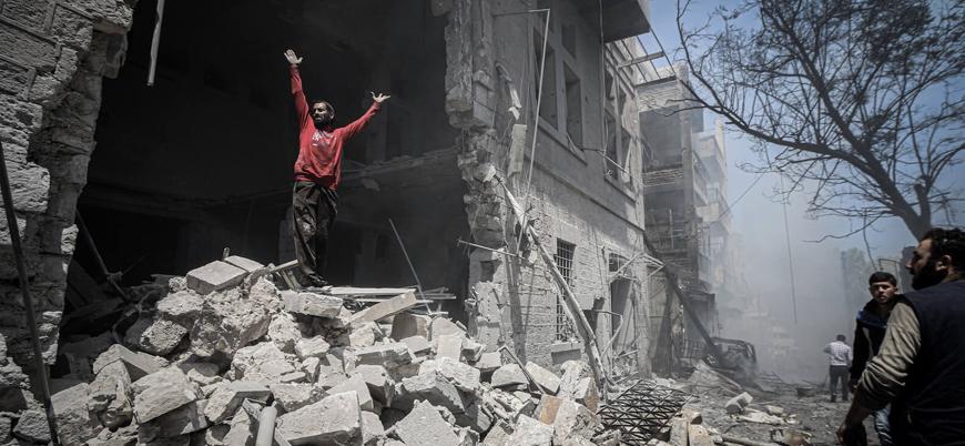 Uluslararası Af Örgütü: Rusya ve Esed rejimi İdlib'de savaş suçu işledi