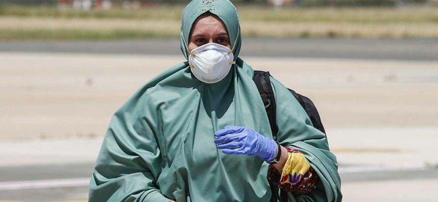 Somali'de Eş Şebab'ın rehinesi olan Silvia Romano Müslüman oldu