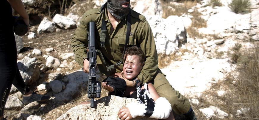 """""""Filistin devlet olmadığı için bölgedeki savaş suçlarını soruşturmayacağız"""""""